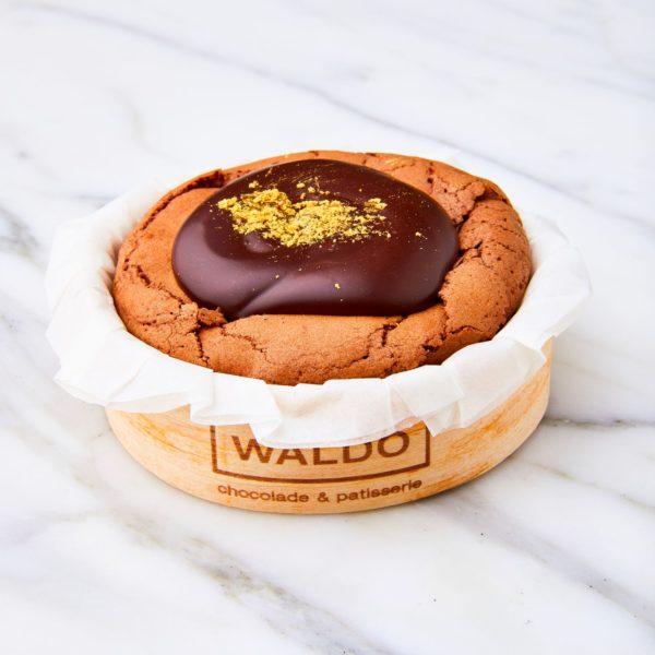 Chocoladetaart – 1persoons taartje