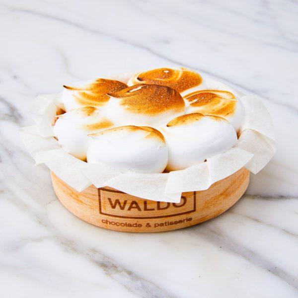 Lemon Pie meringue – 1persoons taartje