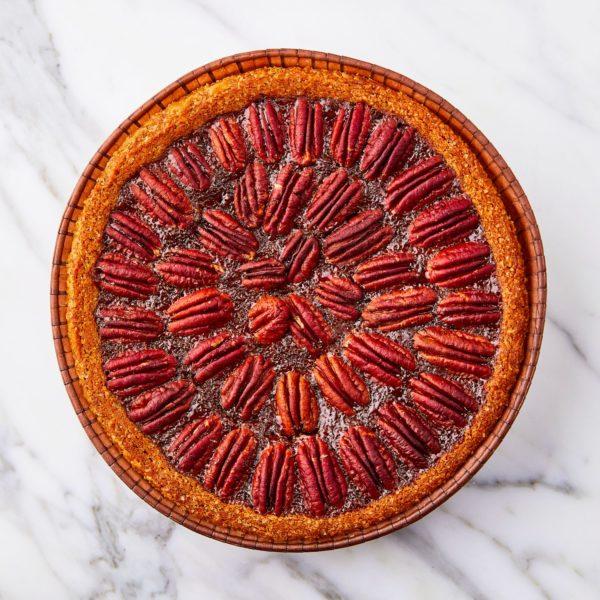 Pecan karamel – groot 6 a 8 personen